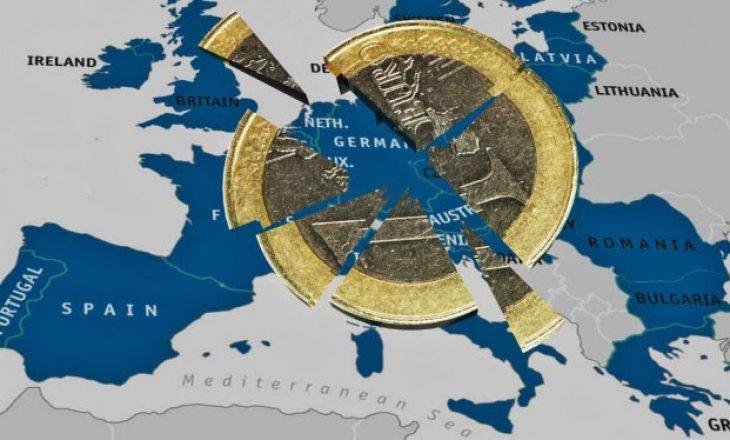 Inflacioni i eurozonës bie në 0.8 për qind në shtator