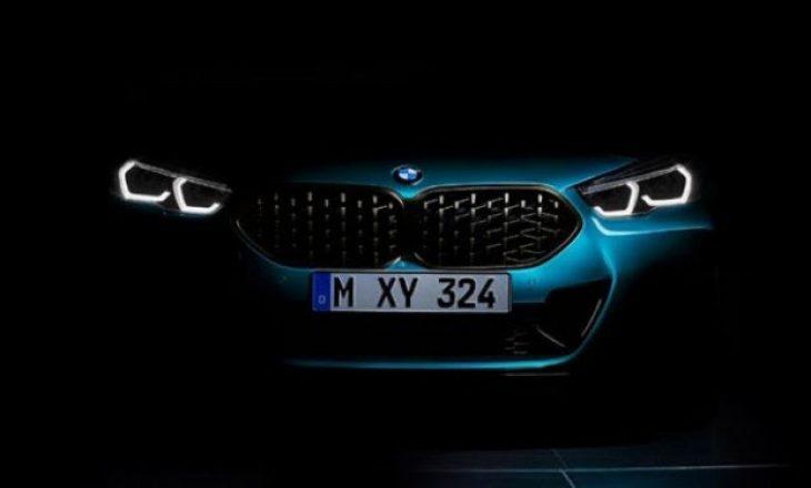 BMW i kundërpërgjigjet Mercedes CLA 35 dhe Audi S3 Sedan
