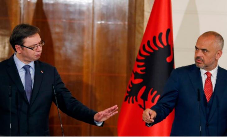 Rama flet shqip në mes të Serbisë, televizionet serbe e censurojnë