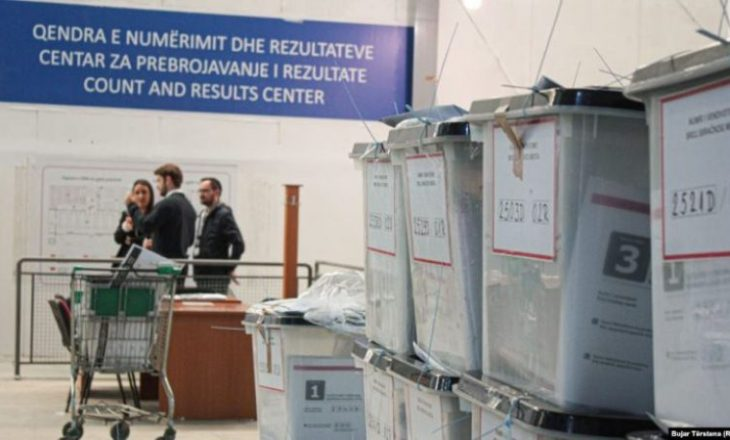 Rezultatet finale të votave me postë, LVV merr 44 mijë e 252