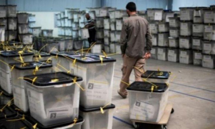 Rinumërohen mbi 81 përqind e vendvotimeve
