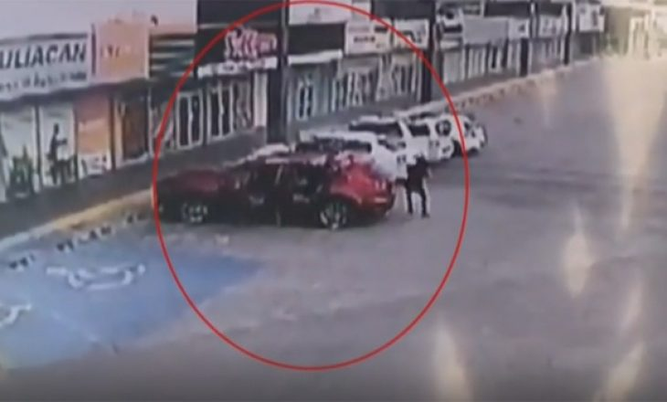 Incizim shqetësues i ekzekutimit: Vritet polici i cili e arrestoi djalin e El Chapo-s me 155 plumba
