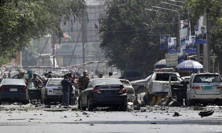 Përsëri sulm me bomb në Kabul, ka viktima