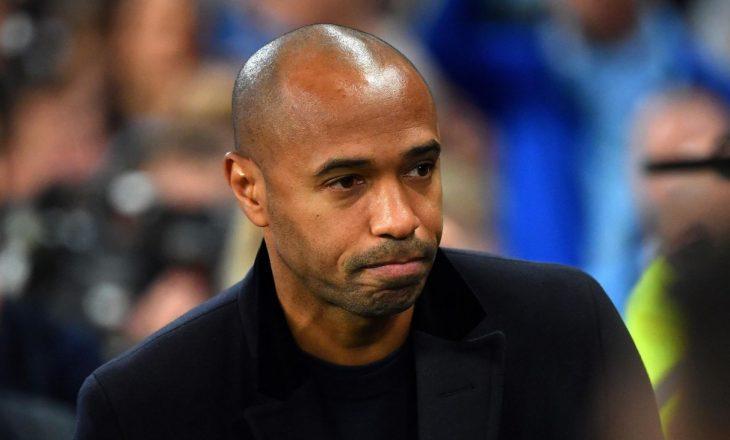 Thierry Henry i rikthehet menaxhimit, merr këtë skuadër