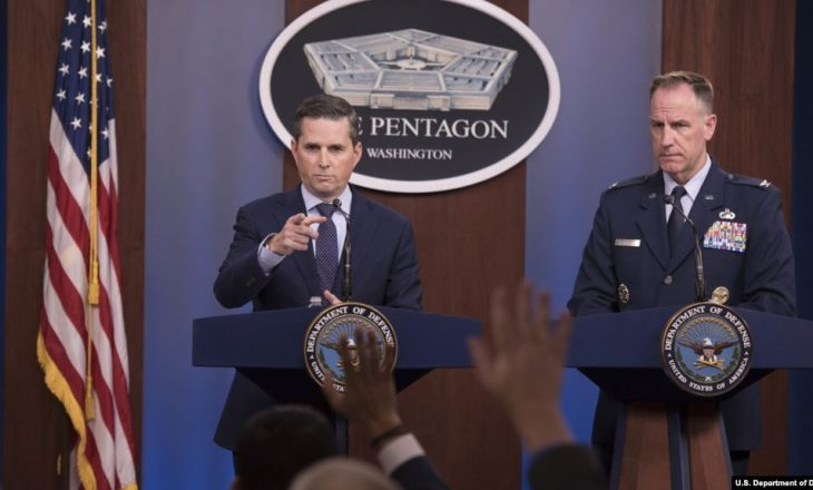 Pentagoni: nuk ka tërheqje të forcave amerikane nga Koreja e Jugut