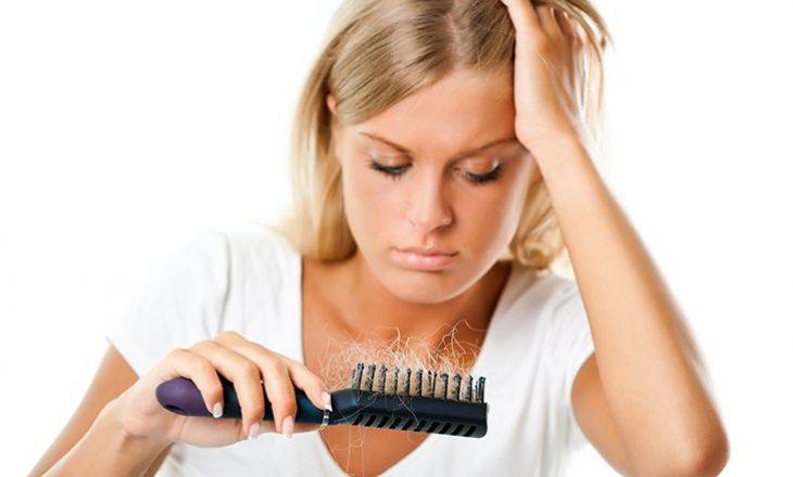 Rënia e flokëve në vjeshtë, vitaminat dhe mineralet që ju vijnë në ndihmë