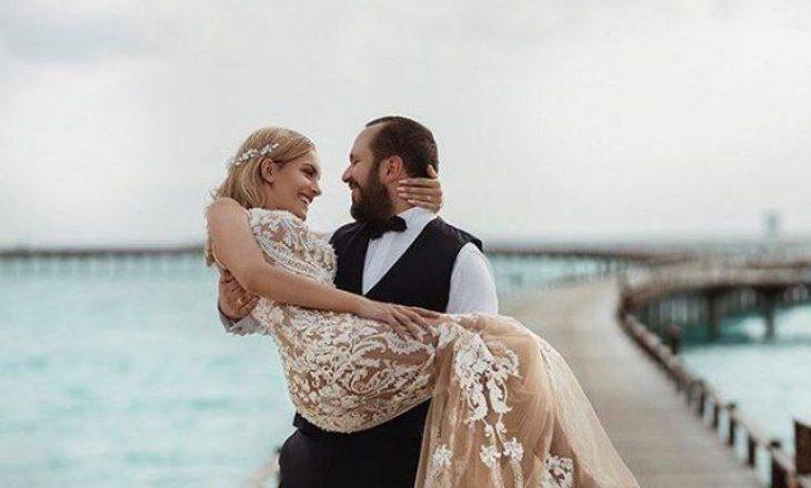Dasmë në Maldive dhe Sri Lanka, martohet fotografi i artistëve shqiptarë