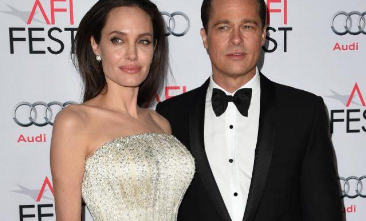 Angelina Jolie në një lidhje të re pas ndarjes me Brad Pitt
