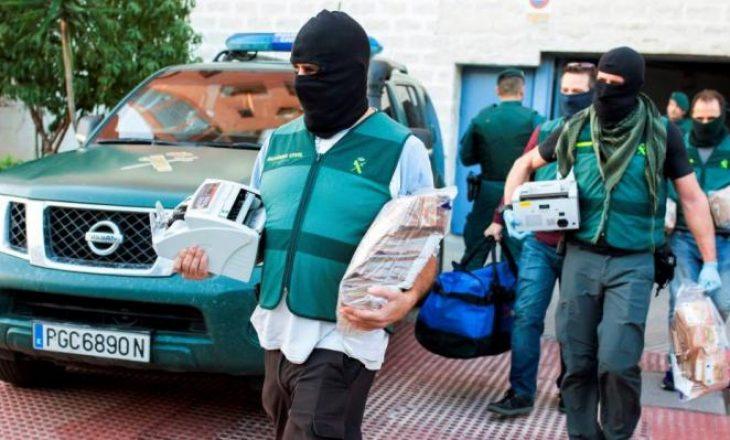 """Arrestohet ish-futbollisti i """"La Ligas"""", pjesë e grupit të narkotikëve"""