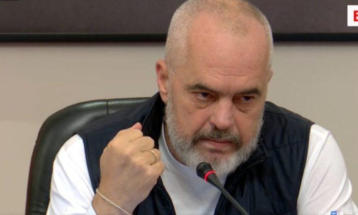 """Edi Rama shpërfillë Kosovën, e quan Italinë """"shtëpi të dytë"""" të Shqipërisë"""