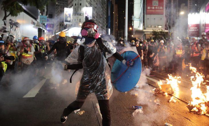 Protestat në Hong Kong nuk kanë të ndalur