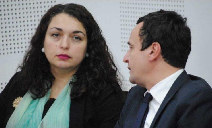 """""""Presidenti është mollë sherri mes VV-së dhe LDK-së për krijimin e qeverisë së re"""""""