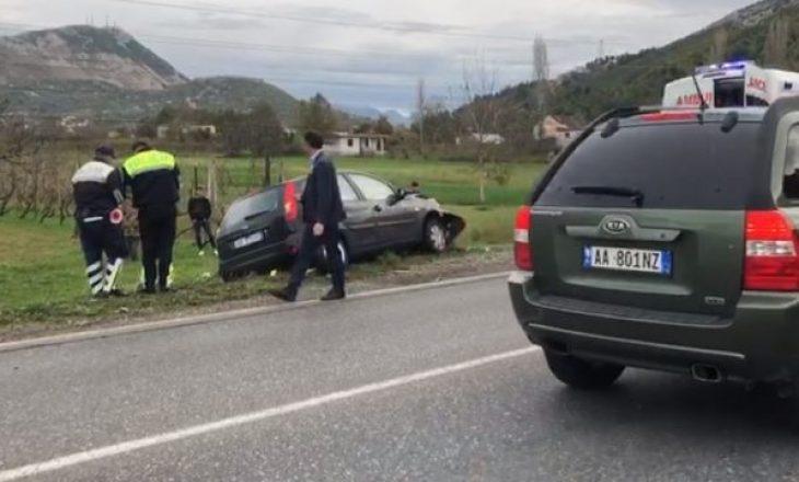 Ngjarje e rëndë, vdes shqiptari në aksident