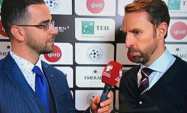 Trajneri i Anglisë, Southgate: Nuk më ka ndodhur ndonjëherë të përjetoj kësi lloj atmosfere