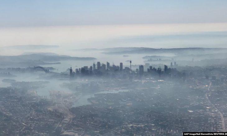 Sidneji i mbuluar nga tymi