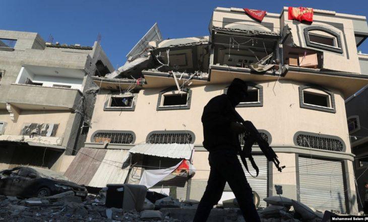 Arrihet armëpushim për luftimet në Rripin e Gazës