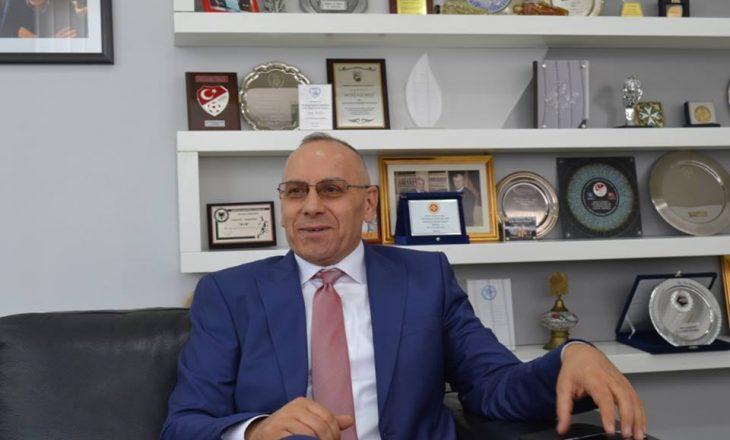 Kryetari i FFK-së: Lokacionin për stadium e vendos qeveria