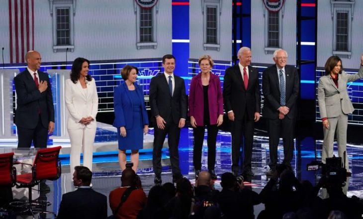 Demokratët në debatin presidencial flasin për politikën e jashtme, klimën