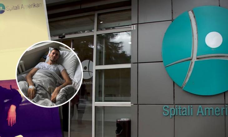 Skandali i Spitalit Amerikan: Ardian Maraj thotë se i vendosën gabimisht shufrën metalike në shtyllën kurrizore