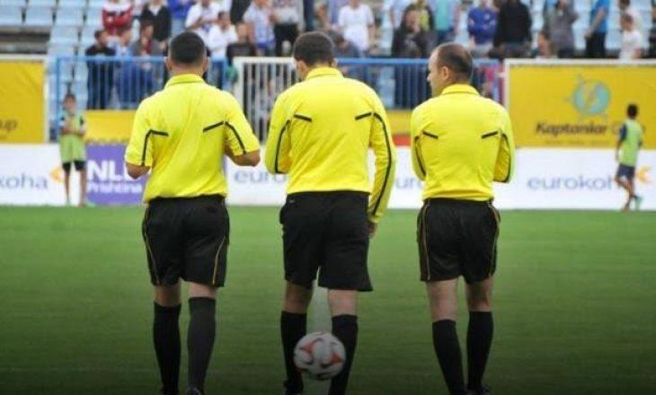 Përsëri sulmohen gjyqtarët e futbollit kosovar