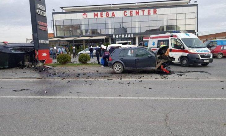 Ndalohet për 48 orë shoferi që shkaktoj aksidentin me fatalitet në Podujevë
