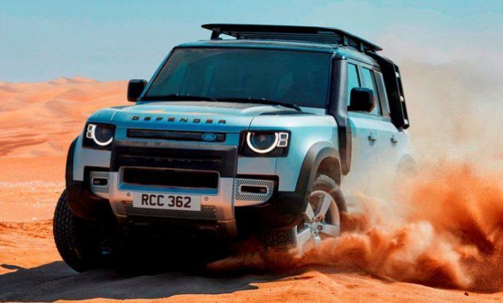 Land Rover ka bërë të ditur çmimin që do të ketë Defender i ri
