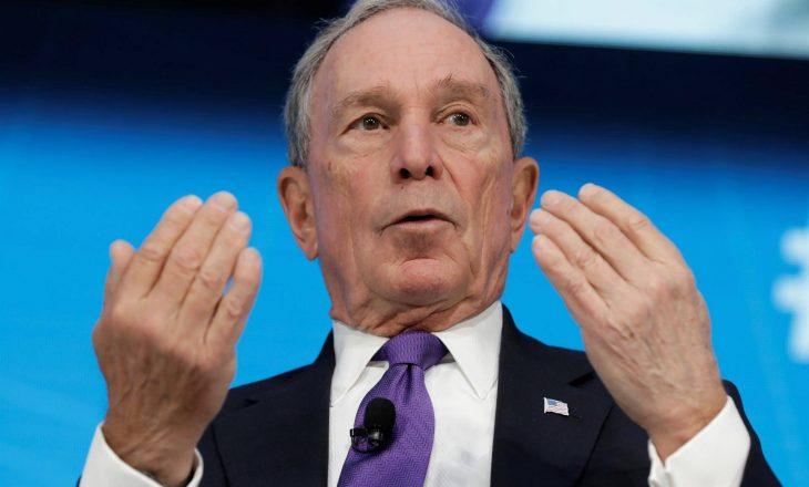 Miliarderi Bloomberg mendon të hyjë në garë për kandidatin presidencial të demokratëve