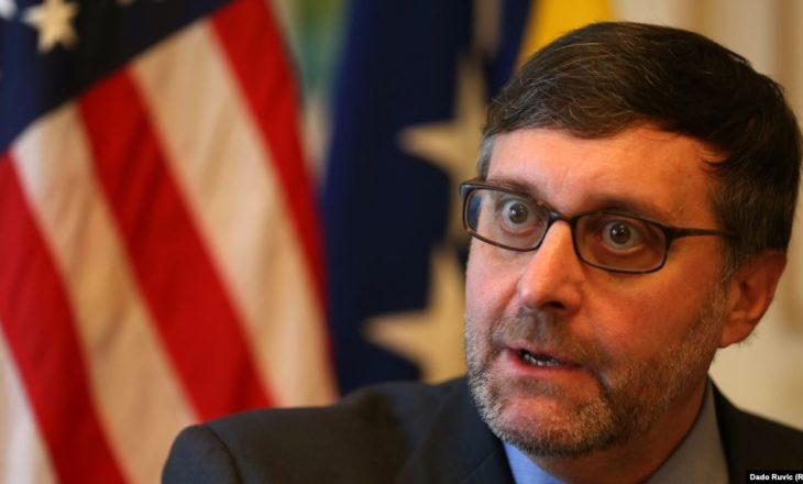 Palmer: Kosova duhet të zbatojë marrëveshjen për Asociacionin