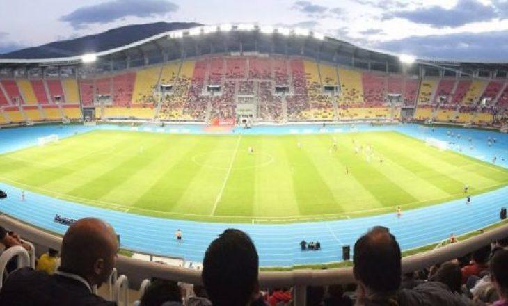 Ja sa përqind e biletave do ti takojnë Kosovës për duelin ndaj Maqedonisë