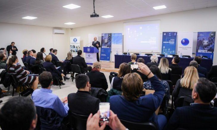 """Mbahet në UBT konferenca """"Small-Scale Innovative Ecosystems in Kosovo"""""""