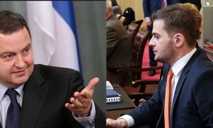 Daçiq 'nervozohet' me Cakajn – ka një kërkesë për Shqipërinë