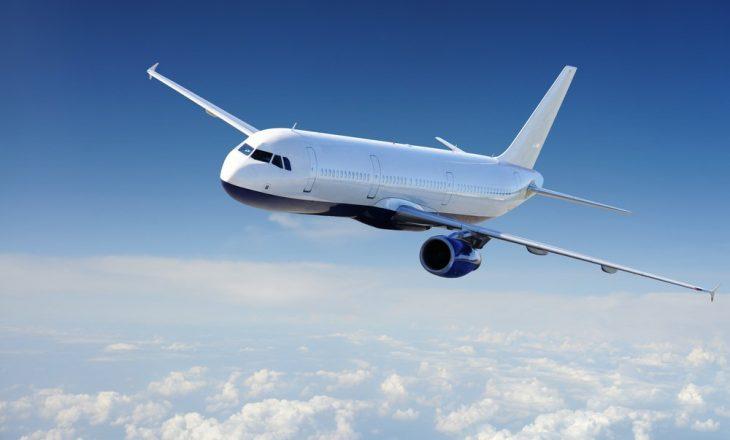 Kjo është arsyeja pse aeroplanët kanë kryesisht ngjyrë të bardhë