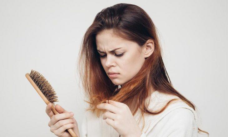 Rënia e flokëve në vjeshtë – Vitaminat dhe mineralet që ju vijnë në ndihmë