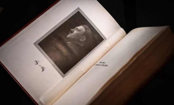 Ankandi me sendet personale të Hitlerit nxit reagime të mëdha
