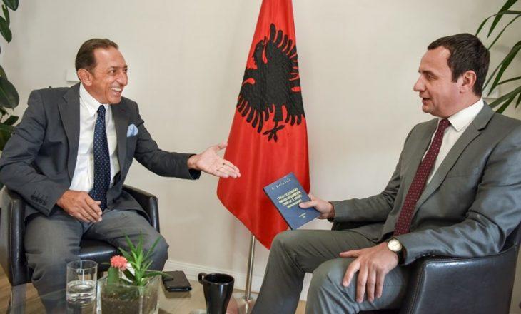 Mediet në Maqedoni: Reka, kandidati i mundshëm i Kurtit për ministër të Jashtëm