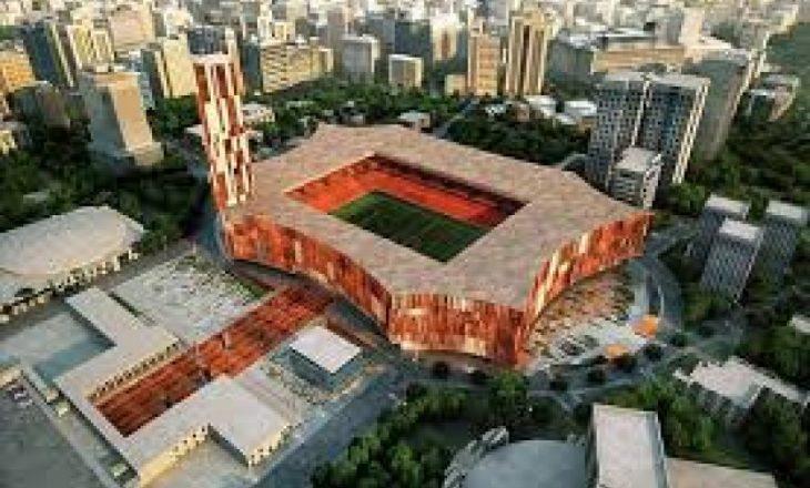 "Mediet serbe merren edhe me stadiumin ""Arena Kombëtare"""