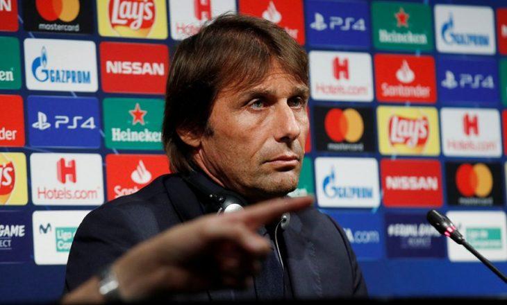 Conte ndaj sfidës me Atalanta-n: Duhet të bëjmë një ndeshje të madhe