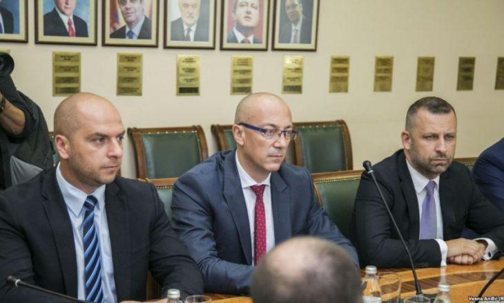 Përfaqësuesit e Listës Serbe me funksione të dyfishta