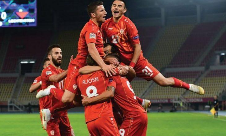 Maqedonia e Veriut mposht Izraelin, Challandes ishte i pranishëm në stadium