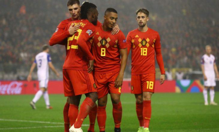Belgjika bindshëm ndaj Rusisë, Uellsi mposht Azerbajxhanin (rezultatet)