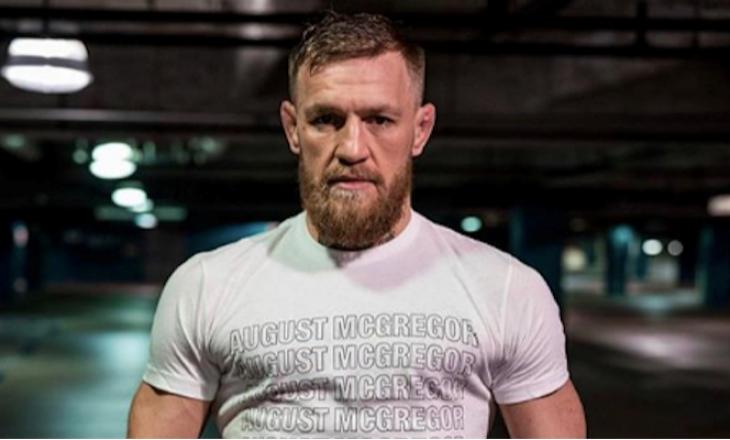 McGregor publikon datën e meçit