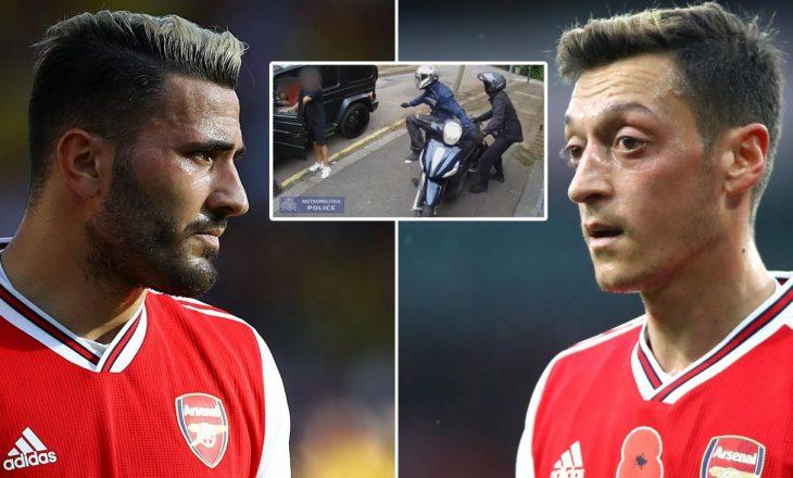 Ky është dënimi për personin që tentoi të plaçkitë dy futbollistët e Arsenalit