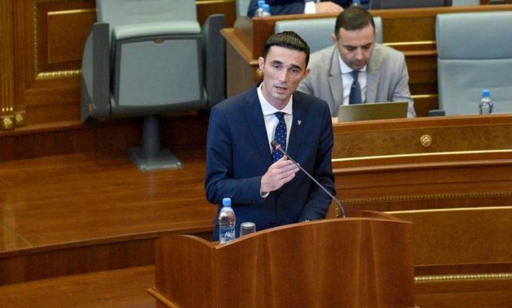 Shala: Asociacioni do të themelohet vetëm sipas Kushtetutës