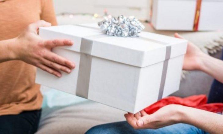 Kujdes – Këto gjëra nuk duhet t'i jepen askujt dhuratë, kjo është arsyeja