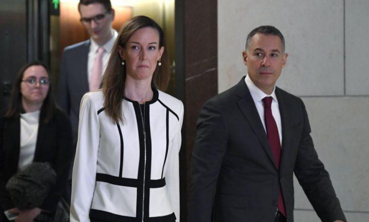 Vazhdojnë dëshmitë në hetimet për Trumpin