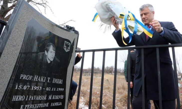 Familja e veprimtarit të vrarë të LDK-së Thaçit: Nuk do të shpëtosh nga Gjykata Speciale