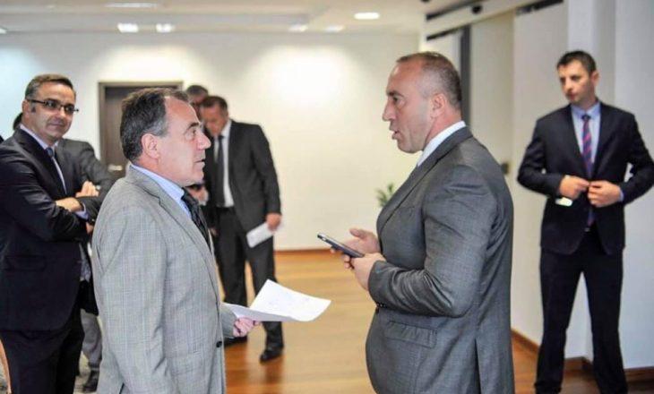 Këshilltari politik i Haradinajt kaq harxhoi për mëditje, akomodim dhe bileta