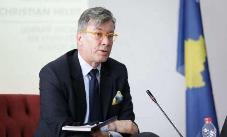 Reagon ambasadori gjerman për vendimin e PZAP-së pas ankesës së NISMËS