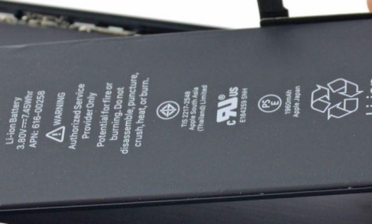 A e dini çka ndodhë nëse i ndërroni baterinë Iphonit?