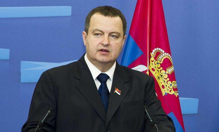 Daçiq: Amerika nuk do të vendosë sanksione ndaj Serbisë